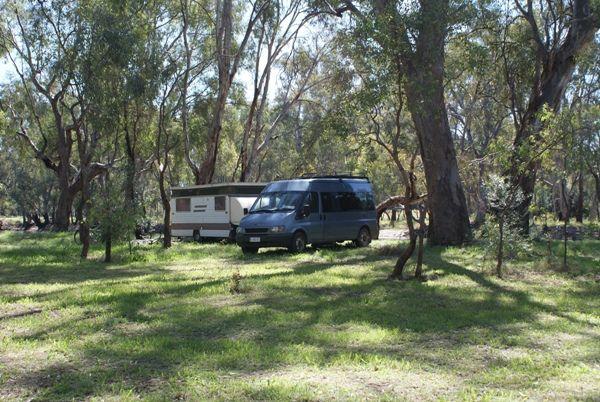 Nyah VIC Campground, Camping, Go camping