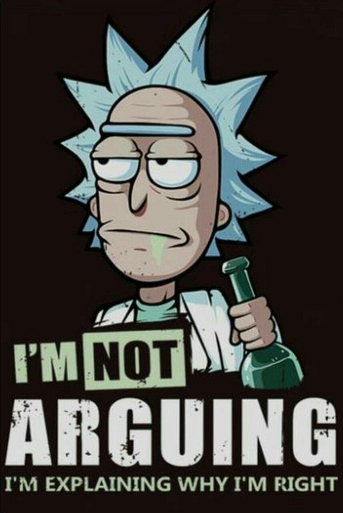 Rick And Morty Personajes De Rick Y Morty Ilustraciones Dibujos Animados