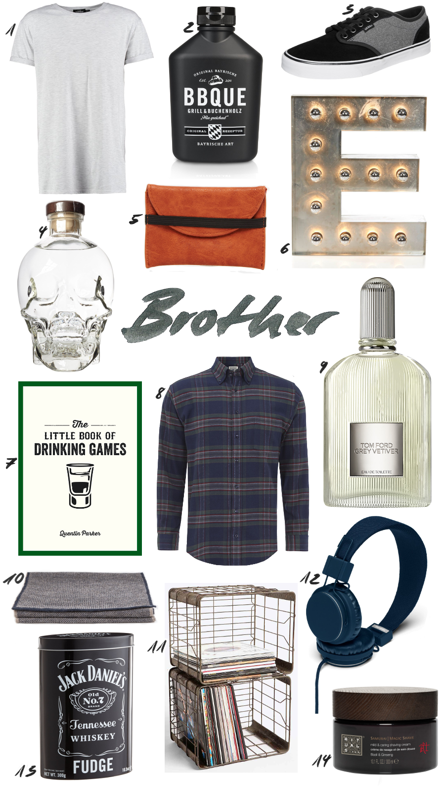 christmas gift guide for your brother christmas interior presents men more on wwwthedashingridercom