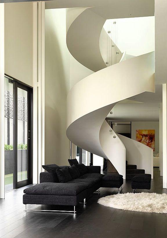 Swirly Stairs 0 D Stairways Stairs Staircase Design