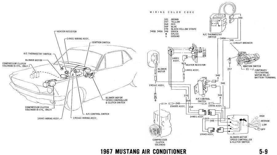 [DIAGRAM] 1969 Mustang Wiring Diagram Online