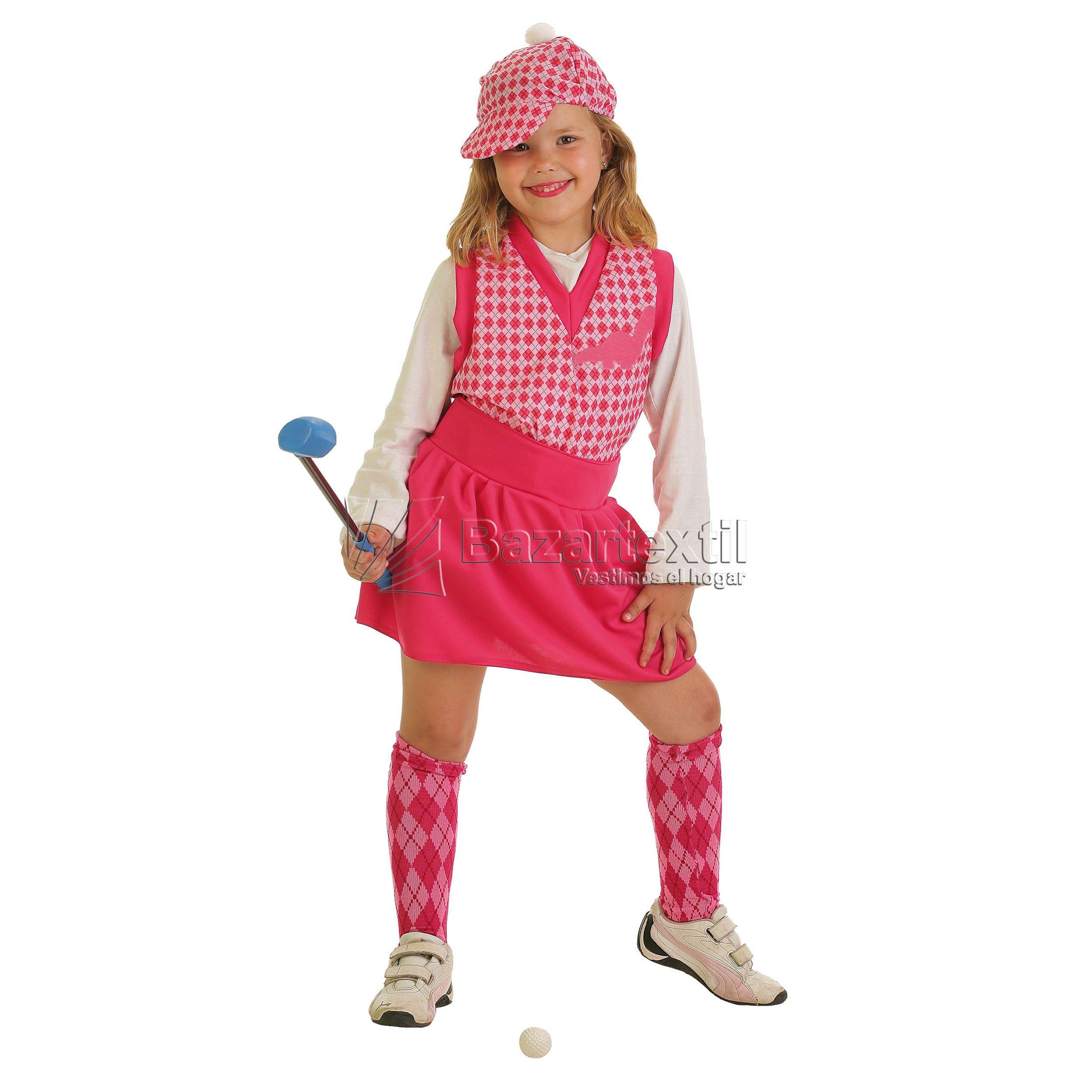 508abbd2c Disfraz Jugadora de Golf | disfraces | Golf