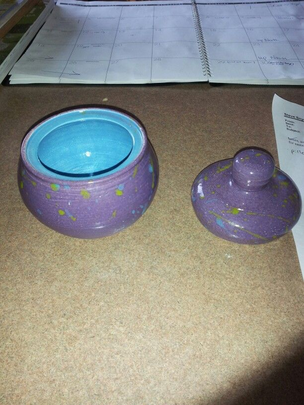 lidded container i made
