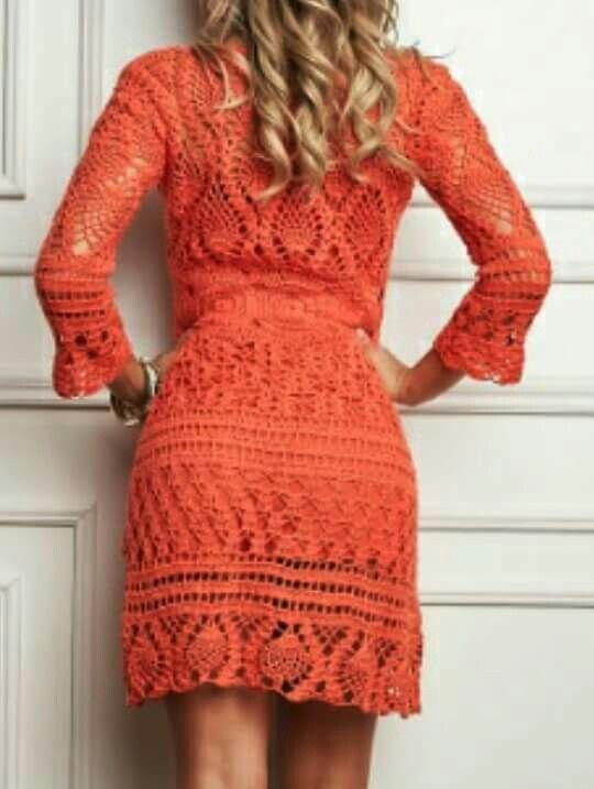 Vestido b | vestidos lindos | Pinterest | Vestiditos, Vestidos de ...