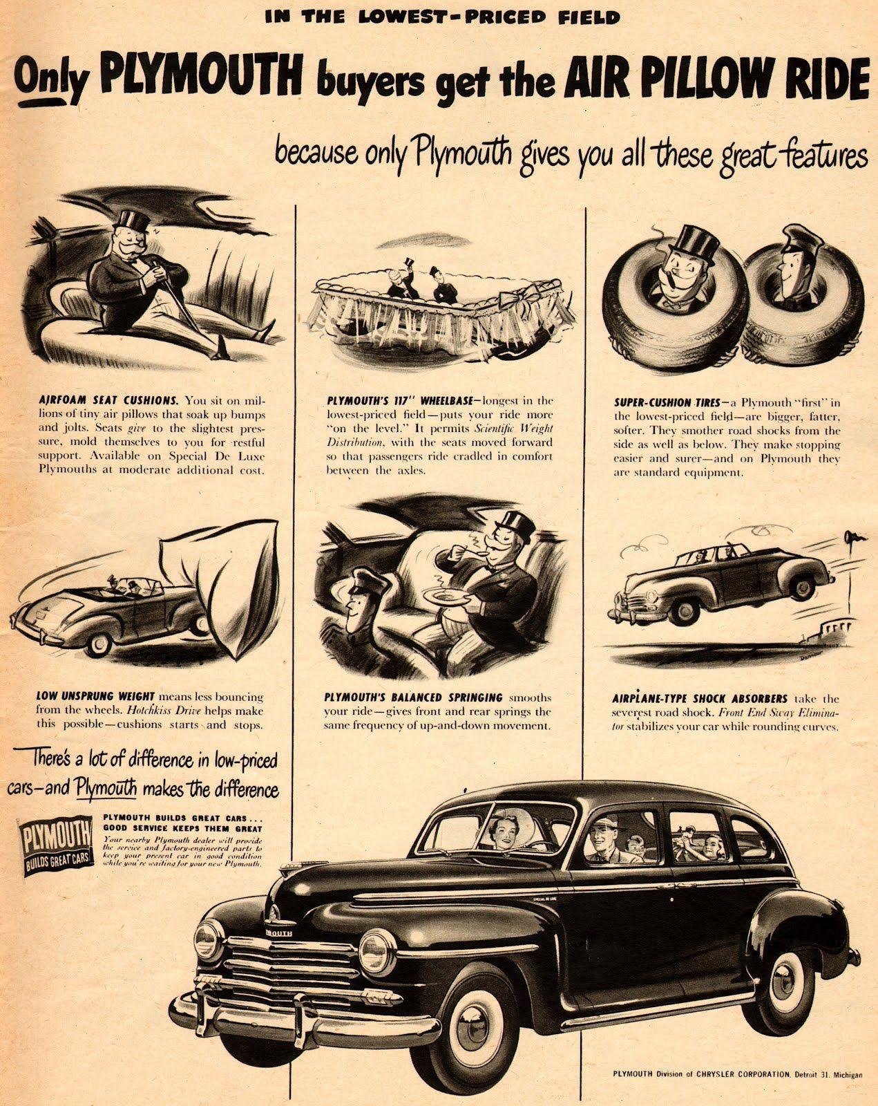 50s car ads   vintage everyday: Vintage Automobile Ads   Vintage ...
