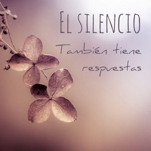 Silencio Felicidad Frases Cortas Frases Y Frases