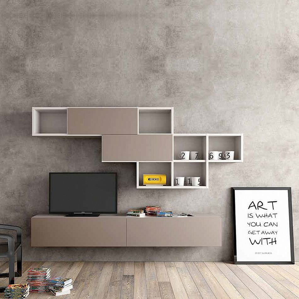 I Want Something Like This As A Media Unit The Bottom Piece To Inspiration Living Room Tv Unit Designs Review