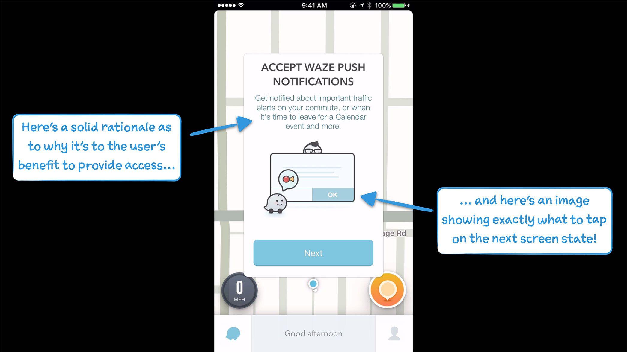 How Waze Onboards New Users | User Onboarding | Onboarding