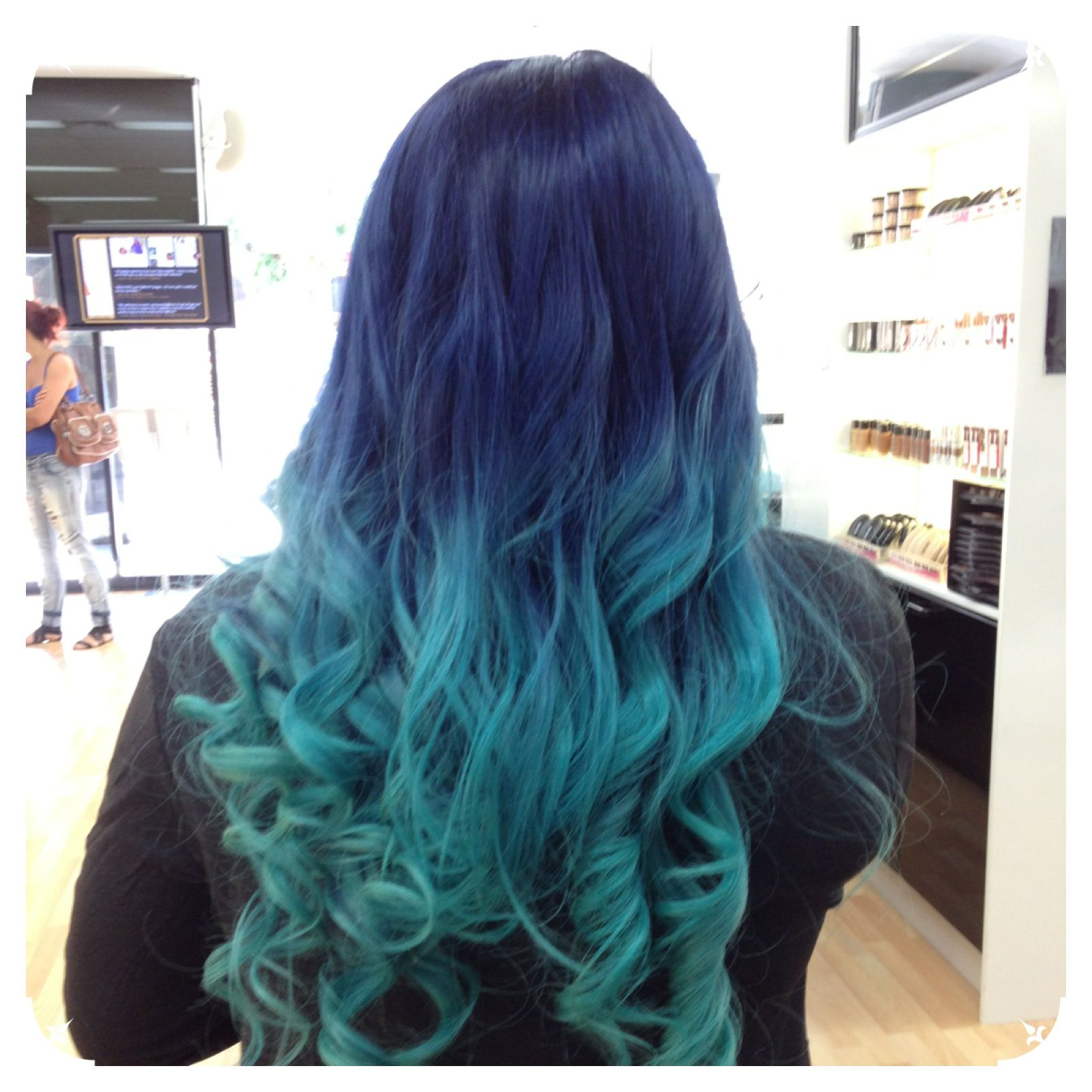 Fabulous colour for a new year & new you! Done at Ebony