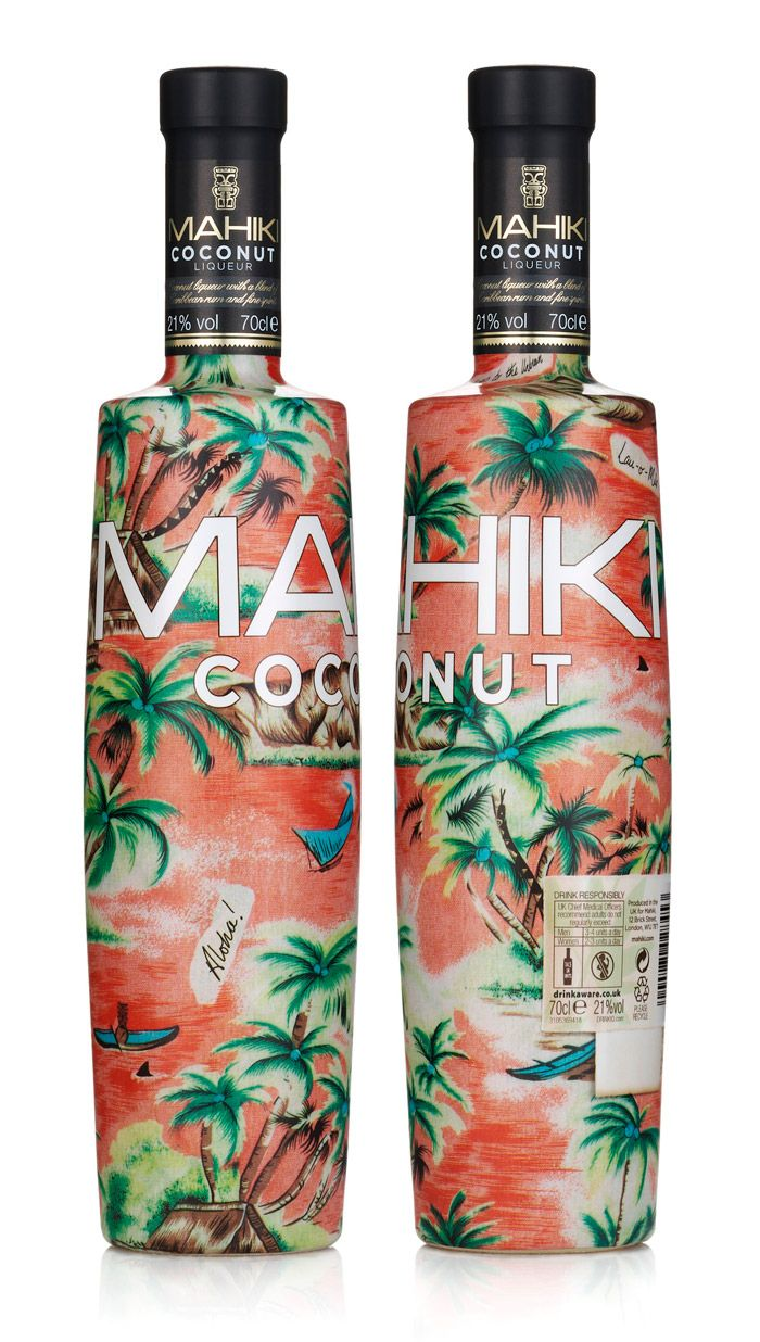 Mahiki Coconut by Hayley Barrett at Design Bridge