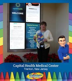 Capital Health Medical Center Childrens Hospital Childrens Colouring Book Medical Center