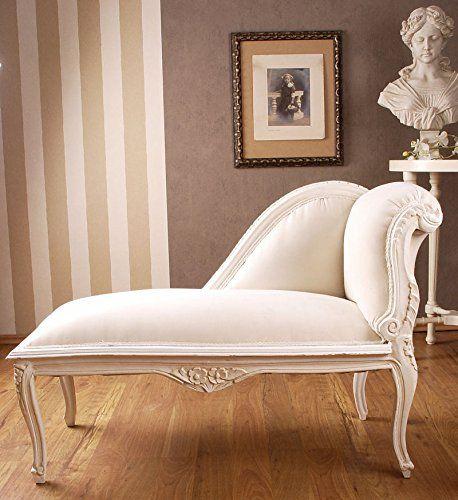 barockes sofa diwan kanapee ottomane liege sitzbank chateau chaiselongue - Liege Chaiselongue