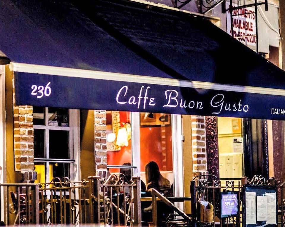 Brooklyn S Caffe Buon Gusto Opening Hoboken Location Jersey Digs Italian Restaurant Manhattan Restaurants Hoboken