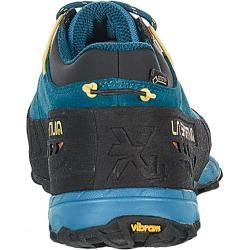 Photo of La Sportiva Tx4 Gtx men hiking and approach shoes blue, ocean / lava 46 La Sportiva