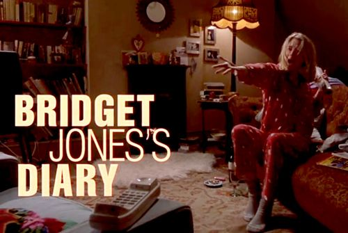 Living In Bridget Jones S Diary Bridget Jones Bridget Jones Diary Inspirational Movies