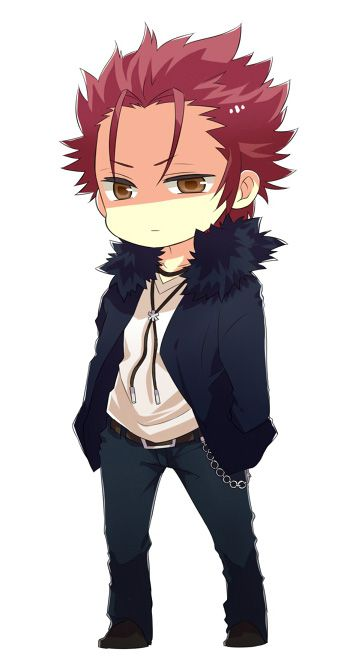 K Anime Characters Anna : Mikoto k project chibi version sweeeet