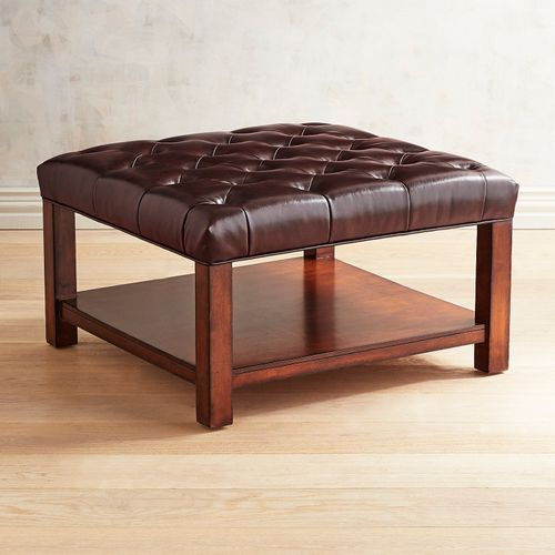 Prime Liard Java Brown Square Cocktail Ottoman In 2019 Coffee Gamerscity Chair Design For Home Gamerscityorg