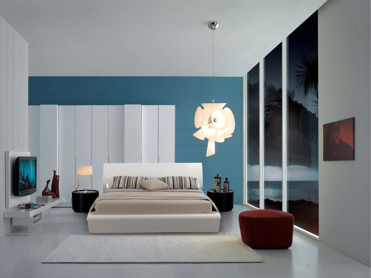 Trendy Bedroom Designs Quartobranco 600×433  Trabalho Preto E Branco  Pinterest