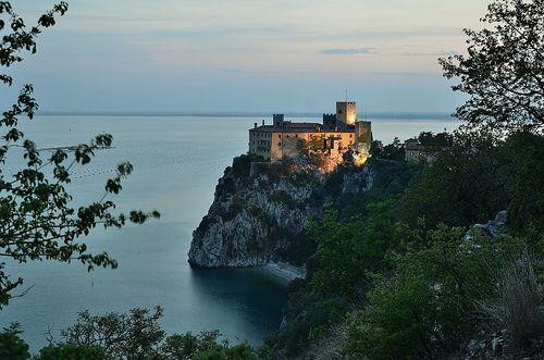 Castello di Duino, Italy