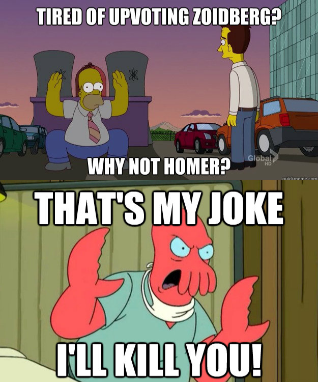 When Someone Steals Your Joke Futurama Meme Pinterest Futurama