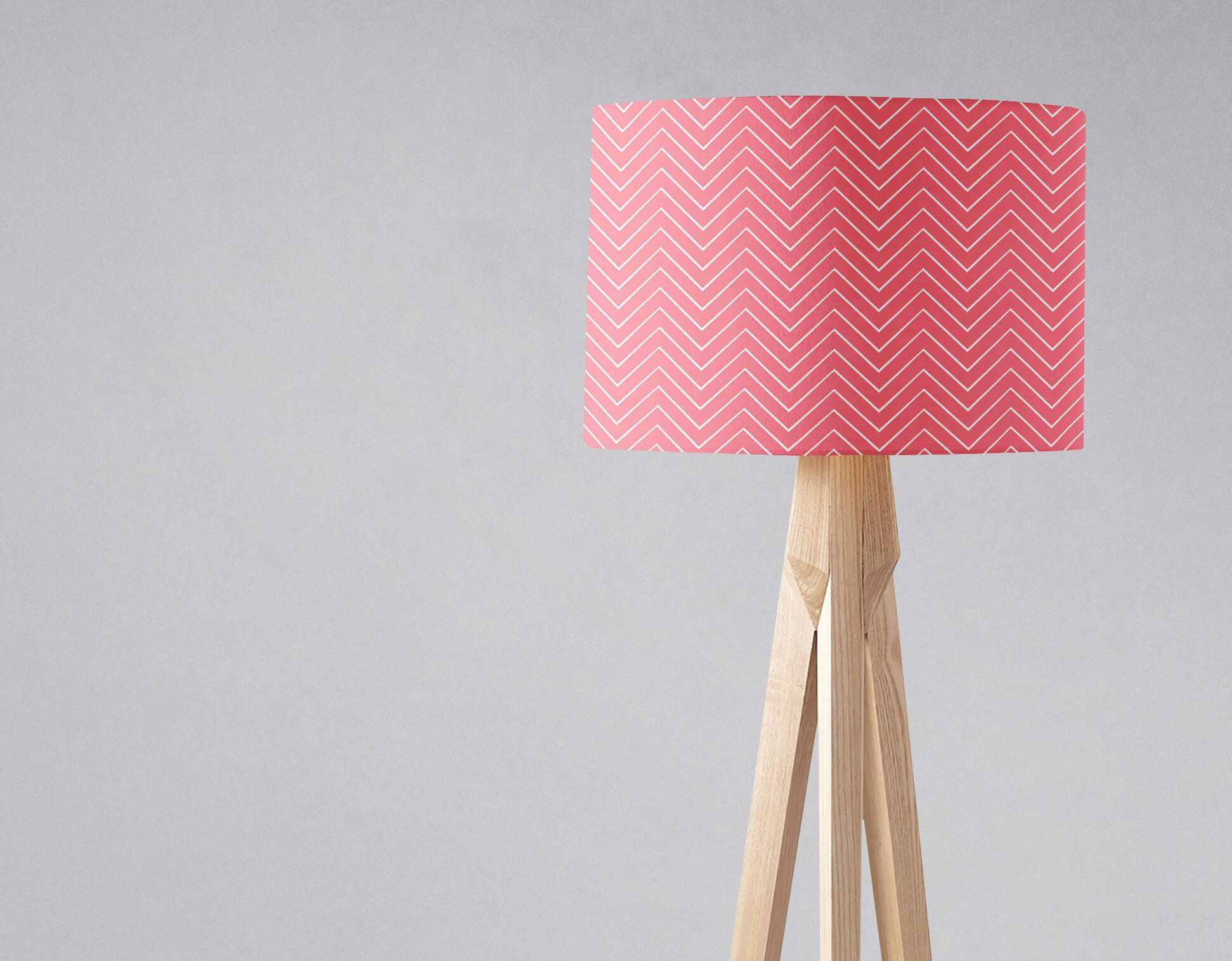 Pink Lampshade Pink White Nursery Chevron Lamp Shade Simple Lamp Pink Living Room Decor Pink Home Decor Chevrons Ceiling Light Shade Pink Home Decor White Nursery Ceiling Light Shades