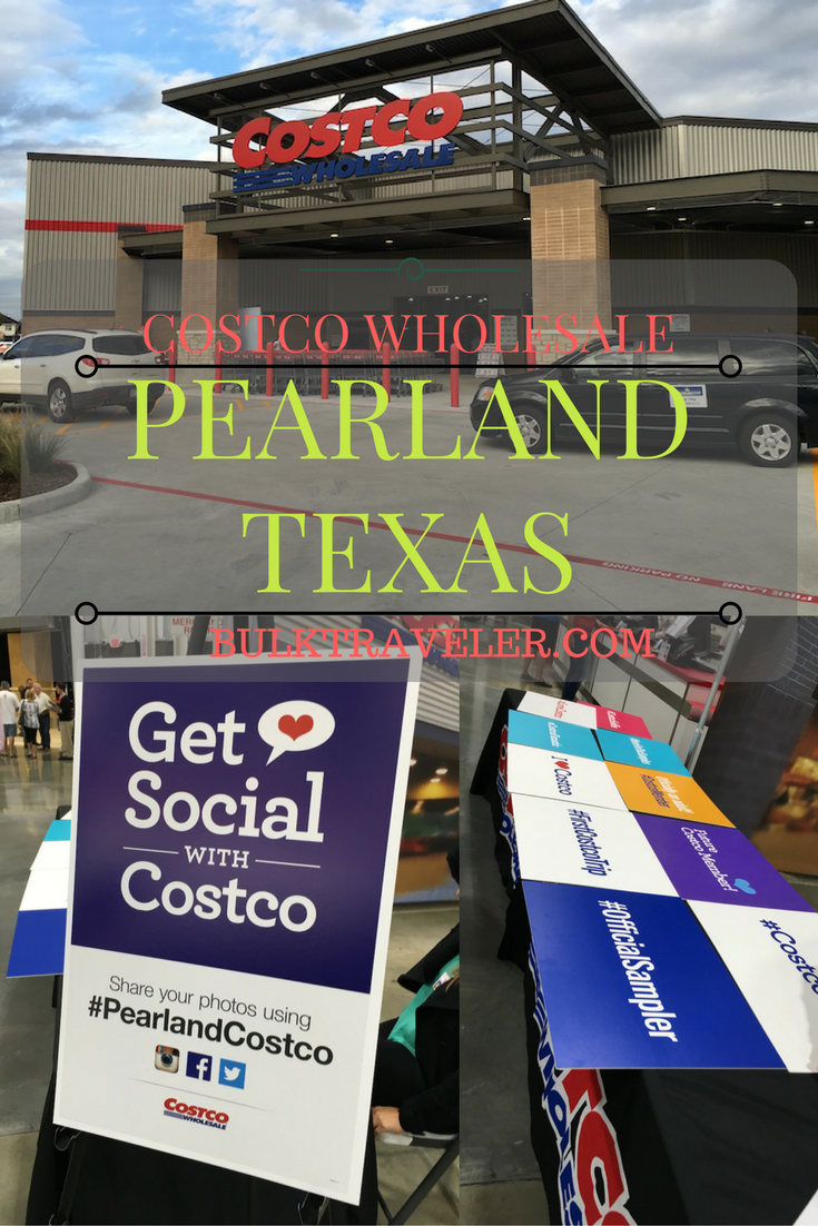 BulkTraveler took a trip to the great state of TEXAS! We