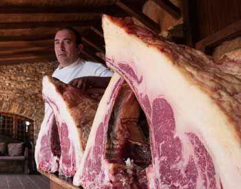 Jornadas Es Restaurant Steak Meat
