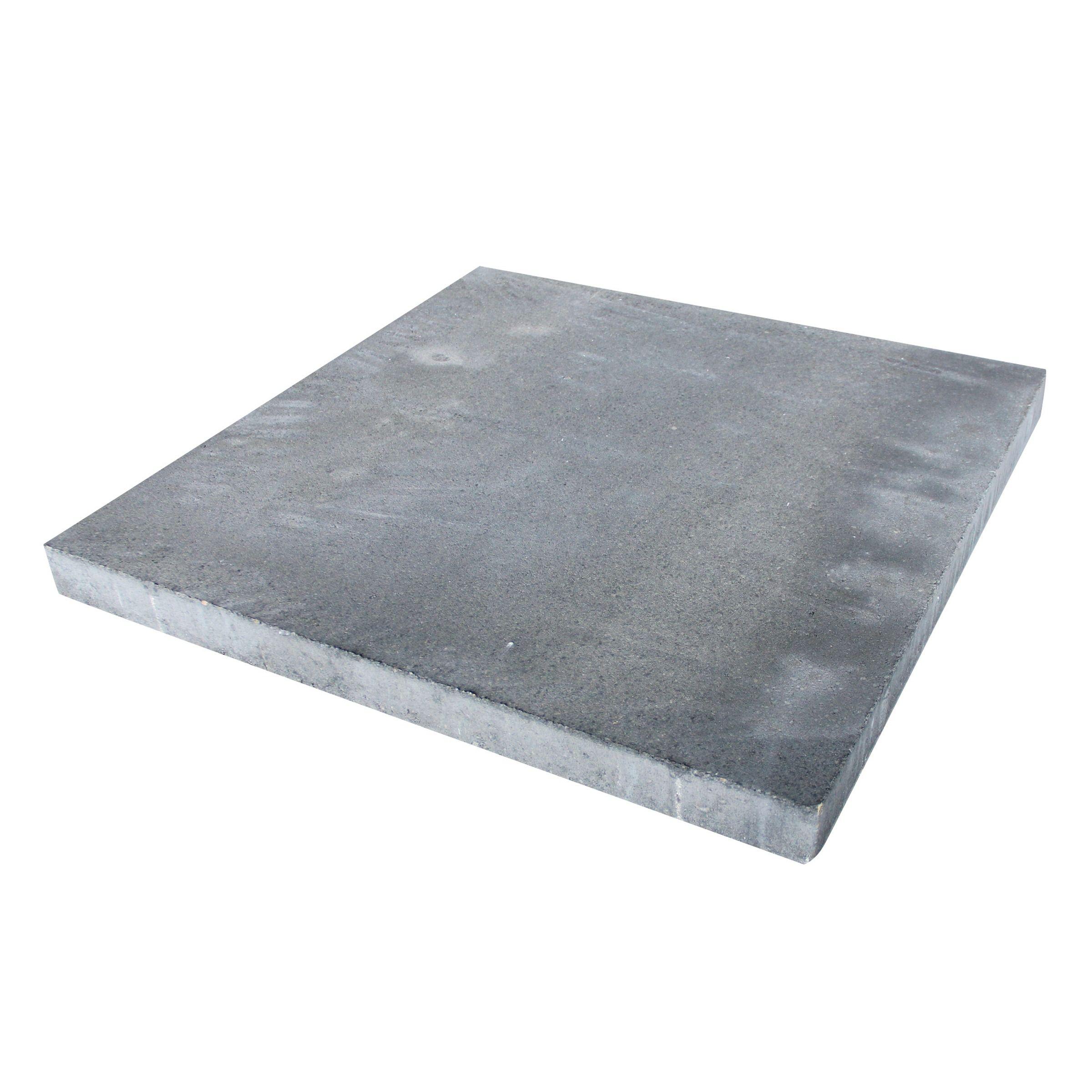 Terrastegels 60x60 Grijs.Terrastegel Beton Broadway Grijs 60x60 Cm 28 Tegels 10
