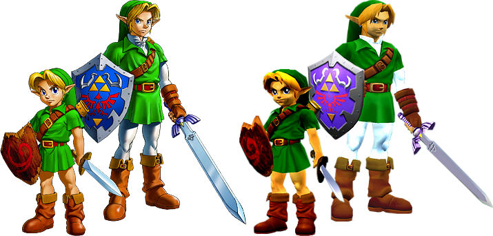 link ocarina of time - Google Search