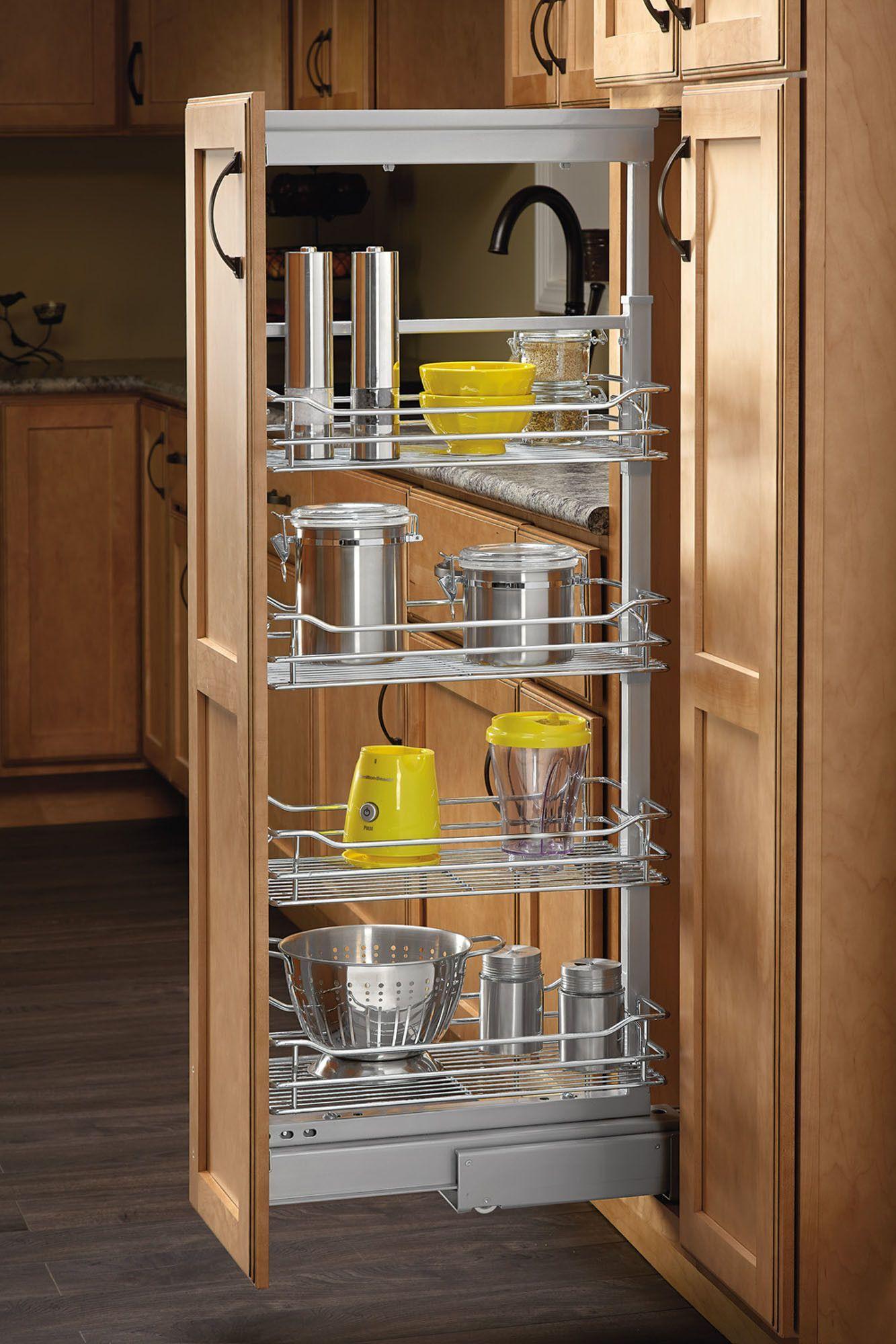 Rev A Shelf 51 Kitchen Pantry Pull Out Pantry Rev A Shelf Pantry Cabinet