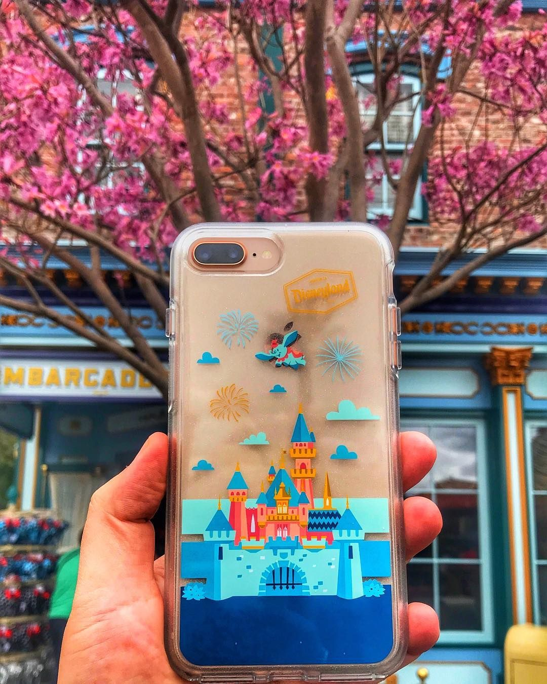 promo code 4ad2b ab8d6 Disney + OtterBox Parks Exclusive Castle Case | Disney x OtterBox in ...