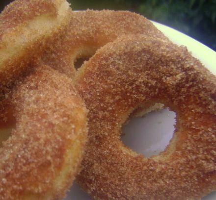 recipe: pizza dough doughnuts [36]