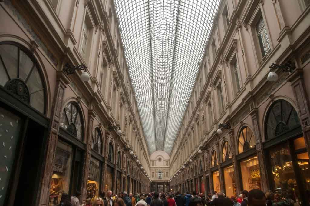 Galeries Royales Saint Hubert Koninklijke Sint Hubertusgalerijen Belgium European Travel Breathtaking Places