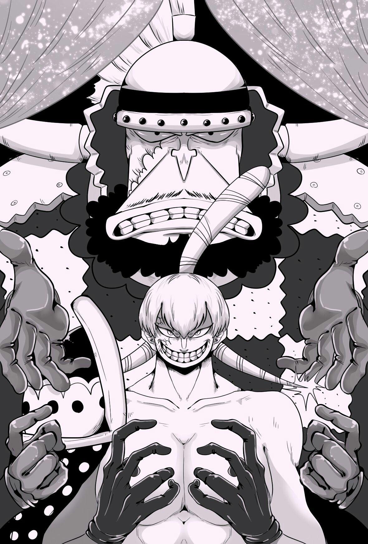 Pin By Wumpy On One Piece Big Mom Pirates Hot Anime Boy Anime