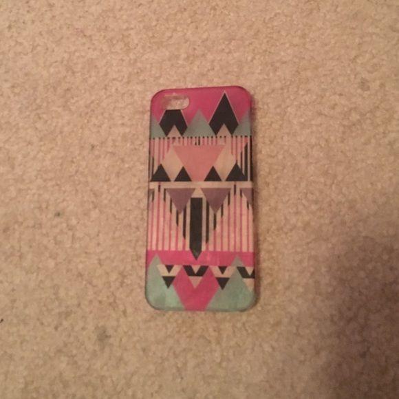 Aztec iPhone 5 case Aztec iPhone 5 case Accessories Phone Cases