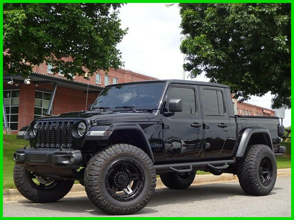 2020 Jeep Gladiator Rubicon 4x4 2020 Jeep Gladiator