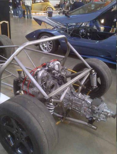 Mid Engine Tube Chassis Plans