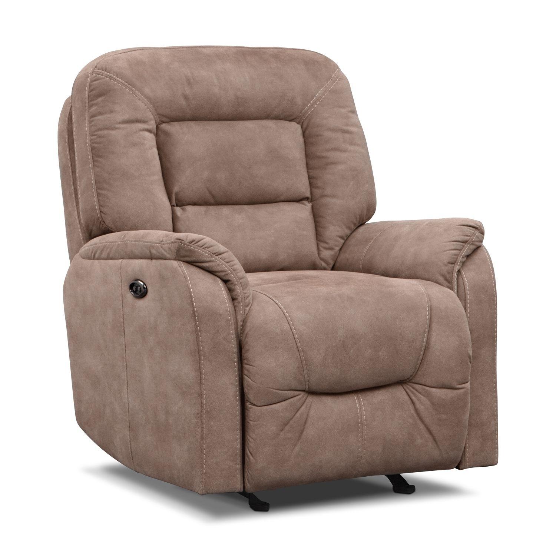 Super Living Room Furniture Darien Power Glider Recliner Alphanode Cool Chair Designs And Ideas Alphanodeonline
