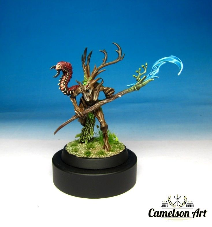 Sylvaneth Branchwych | Painting Miniatures | Fantasy