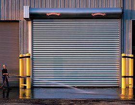 Rolling Steel Door Model 620 Garage Doors Door Installation