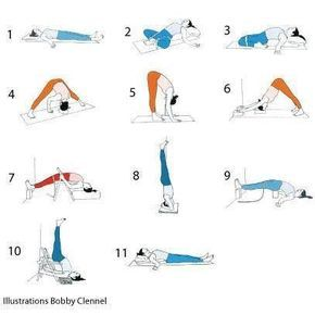 restorative sequence  iyengar yoga  Γιόγκα