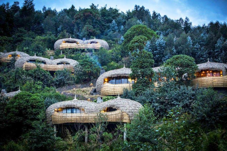 Stunning Treehouse Retreat In Rwanda Sets A New Standard For