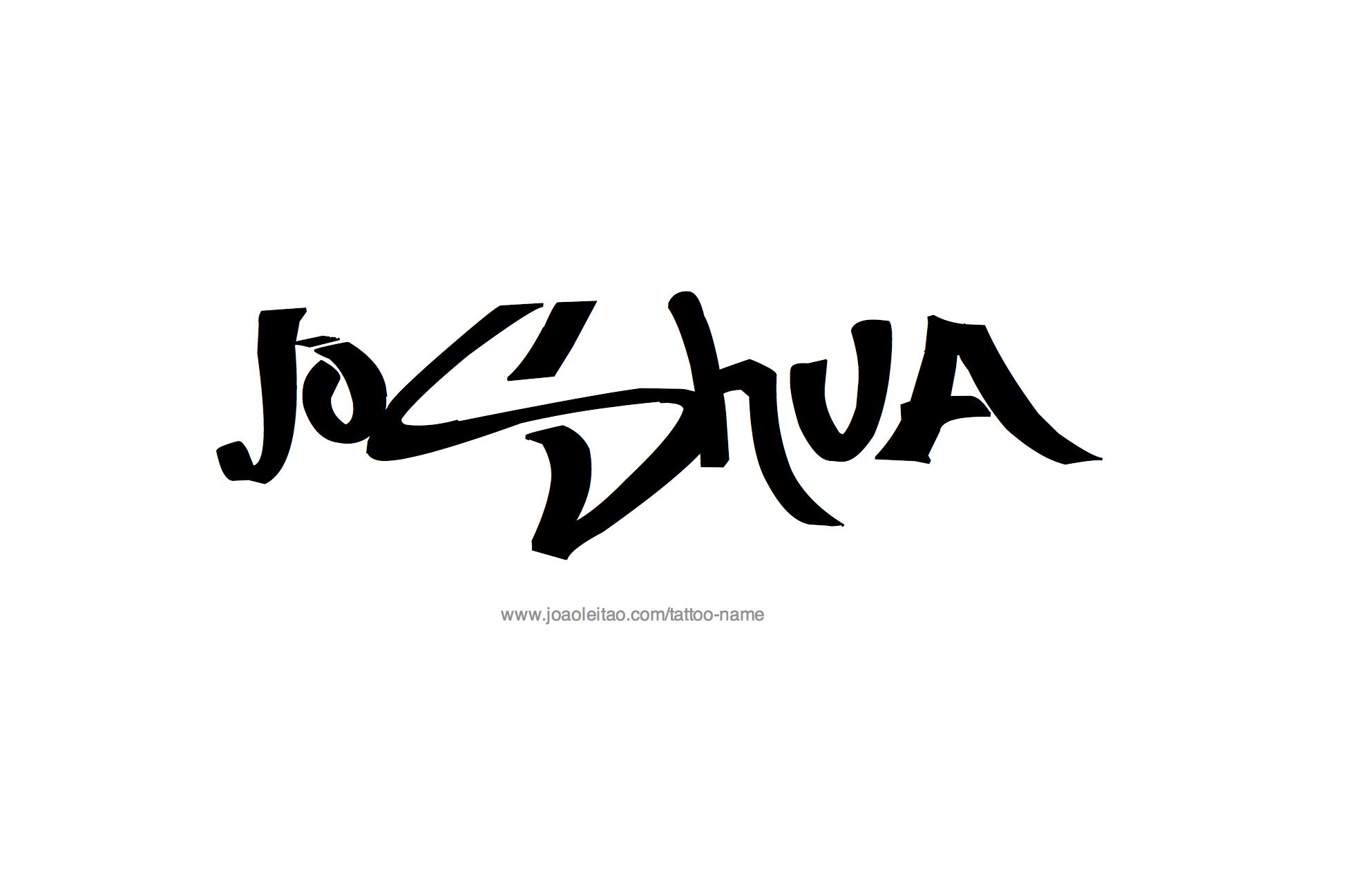 Joshua Name Tattoo Designs Name Tattoo Designs Tattoo Designs Name Tattoo