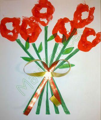 Mauriquices: Flores para uma linda Flor
