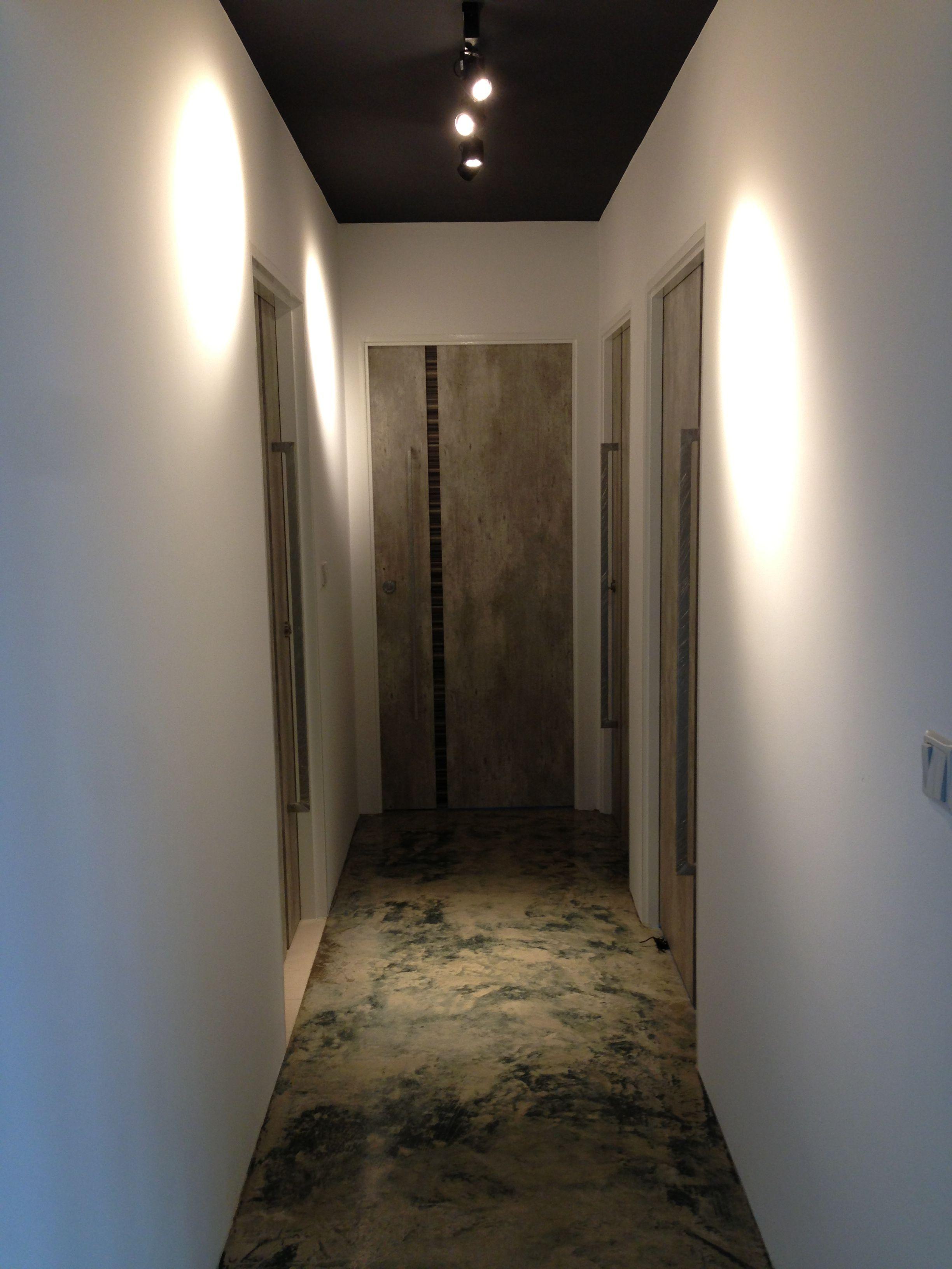 Corridor special door design by dave intradesign for Special door design