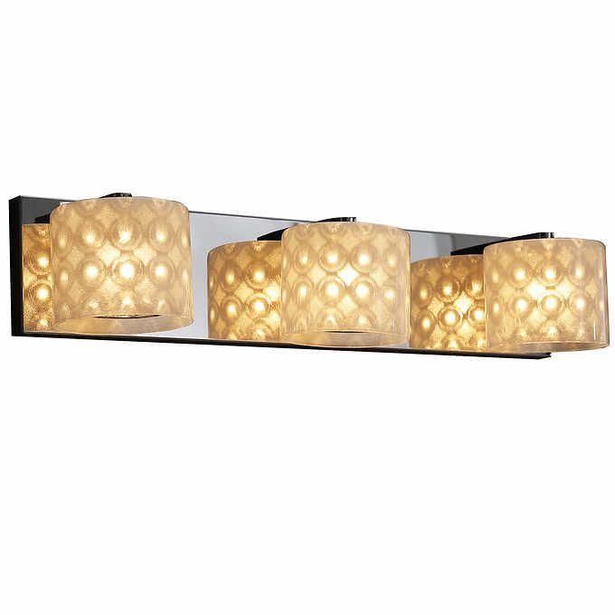 Ove Alston Led 3 Light Vanity