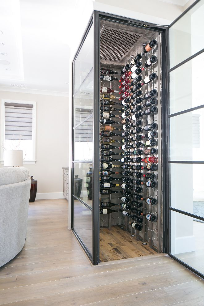 Forget The Dark And Dusty Wine Cellars We Often Find In