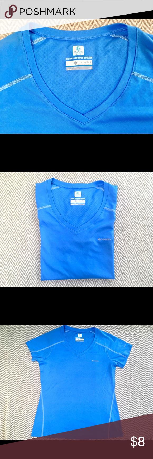 Columbia Omni Freeze Zero Active Shirt Active Shirts Columbia
