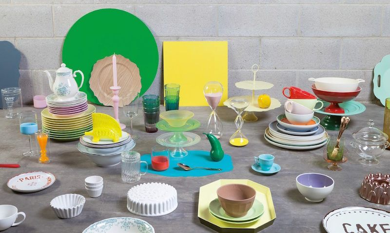 Bitossi Home Graphic Tablewear Collection With Images Objects