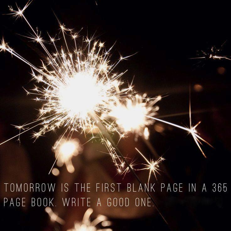 Happy New Year! Happy words, True words, Appreciate what